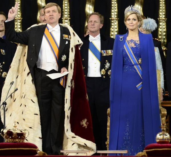 Inauguration Ceremony - Queen Beatrix Abdication and King Willem Alexander Investiture